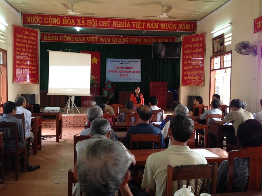 Bình Định: Hội ND An Lão góp phần hòa giải thành nhiều mâu thuẫn trong nội bộ nông dân