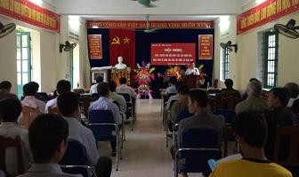 Tây Ninh: Tổ chức tuyên truyền pháp luật được 1.662 cuộc
