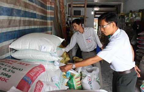 Hòa Bình: Phối hợp kiểm tra, giám sát việc thực hiện pháp luật về vật tư nông nghiệp