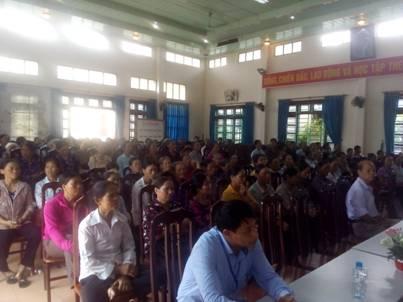 Hà Nam: Phổ biến, giáo dục pháp luật cho 137.575  lượt hội viên nông dân