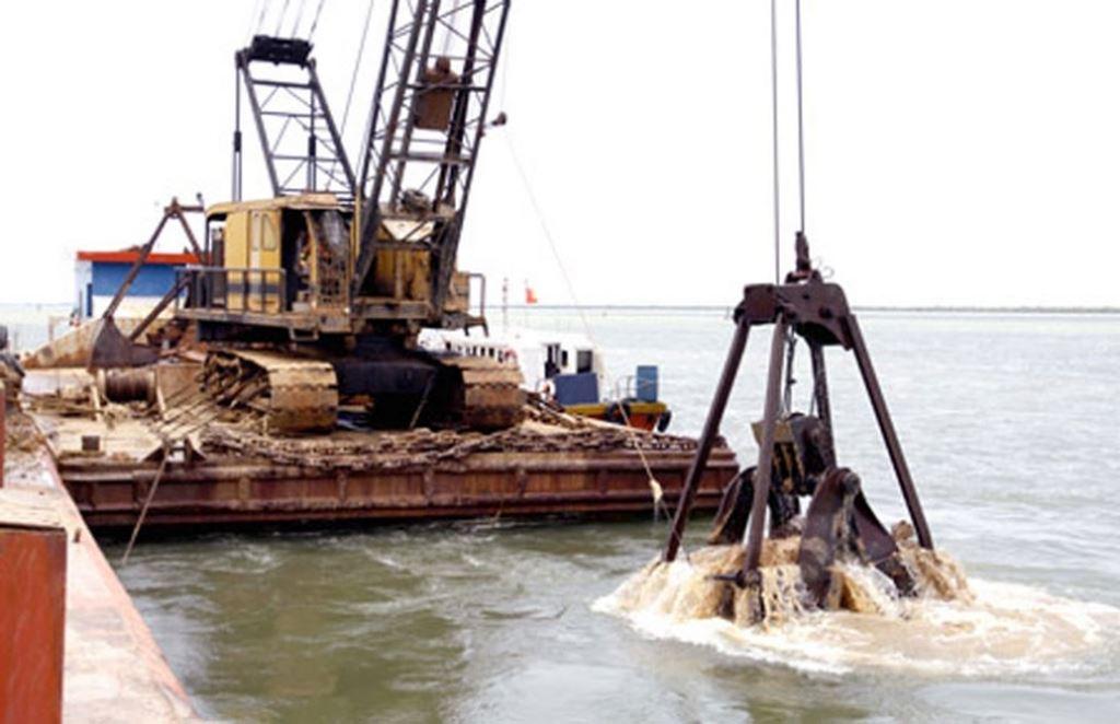 Lựa chọn đúng nhà đầu tư thực hiện DA xã hội hóa nạo vét vùng nước cảng biển