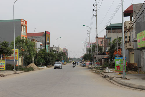Some achievements in building new-type rural areas in Vietnam