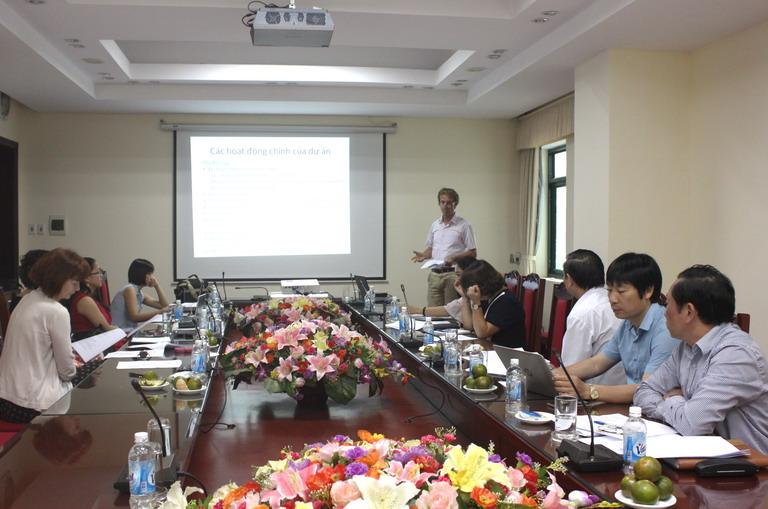 Vietnam Farmers Union – The German Farmers Association: The 70 – 30 vocational training experience