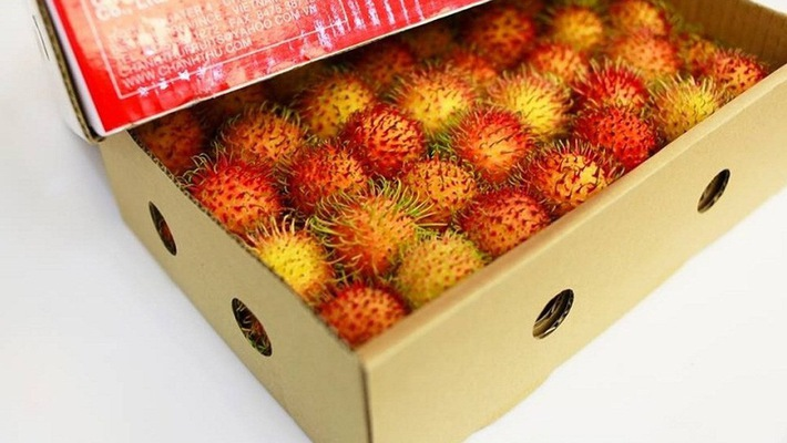 New Zealand welcomes Vietnamese rambutans