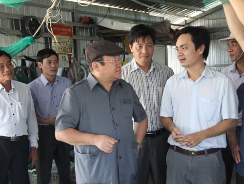 Dong Thap Provincial FU: Stays close to the grassroots, takes care of members
