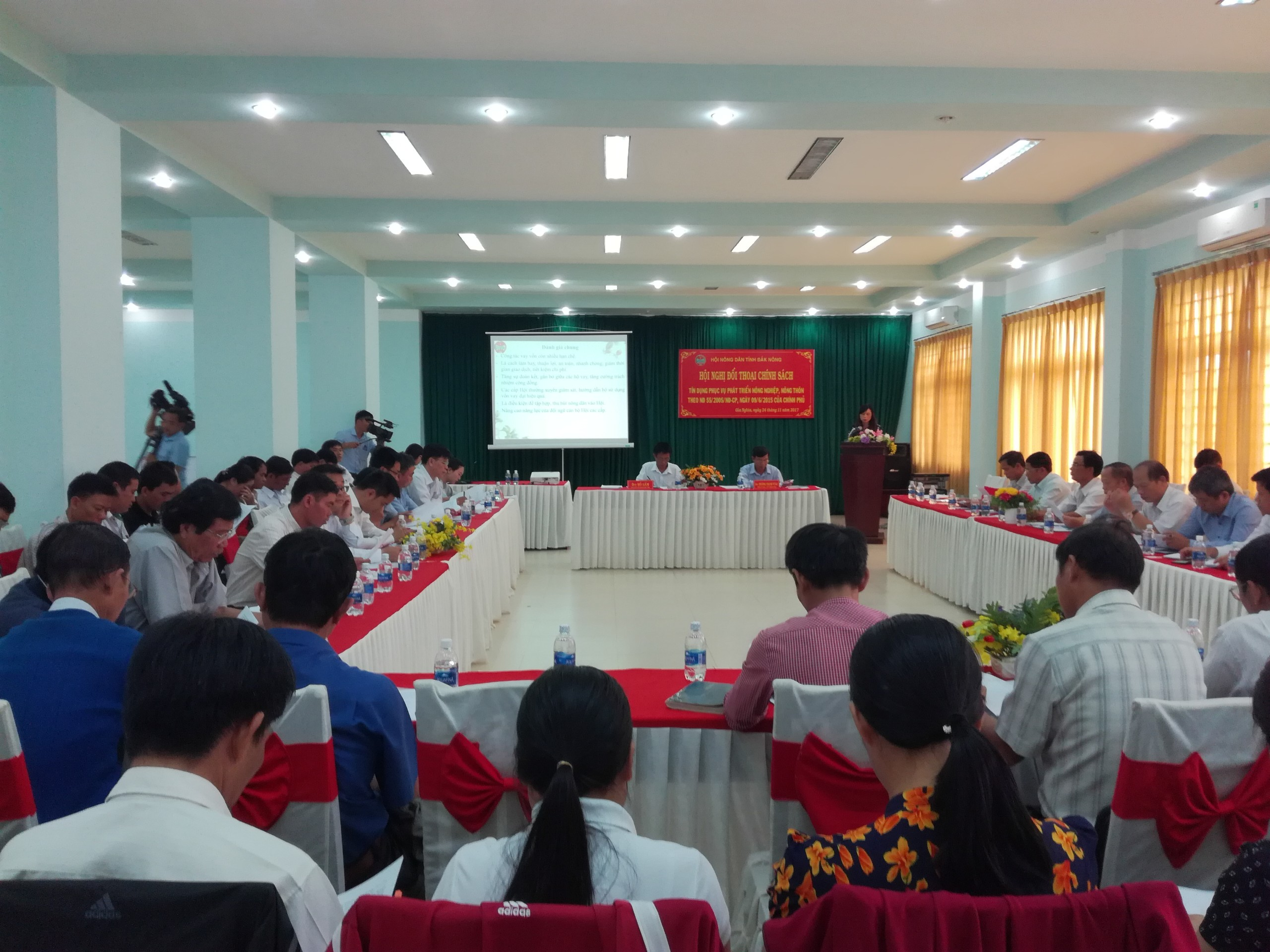 Strengthening the engagement of Farmers Union (FU) in policy process