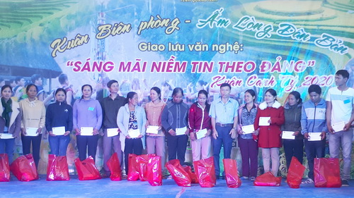 Launching emulation movements effectively: Quang Nam Farmers Union (FU)