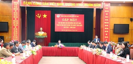 Vietnam Farmers Union: Spreading and replicating the Vietnamese examplary farmers in the new situation