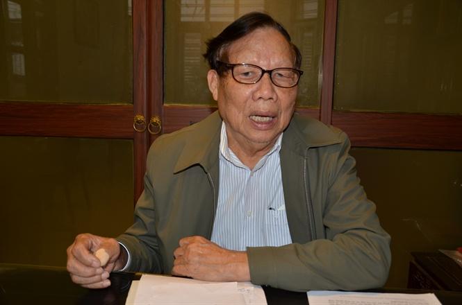 Ông Lê Huy Ngọ, nguyên Bộ trưởng Bộ NN-PTNT