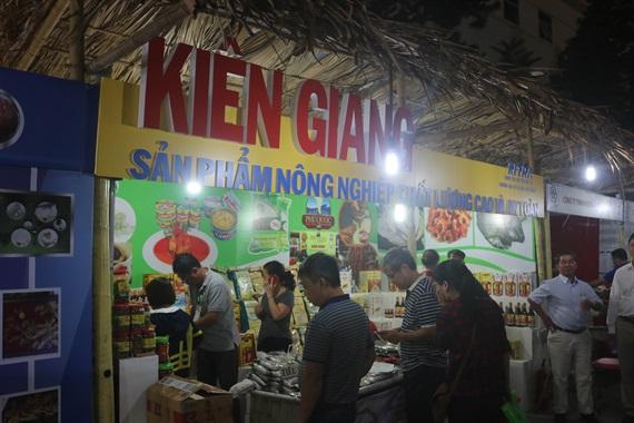Nông nghiệp Kiên Giang năm 2018 đạt kết quả tốt nhất trong 4 năm qua
