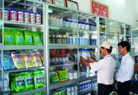 Quản lý chặt việc sản xuất, buôn bán, sử dụng thuốc thú y chứa chất gây nghiện