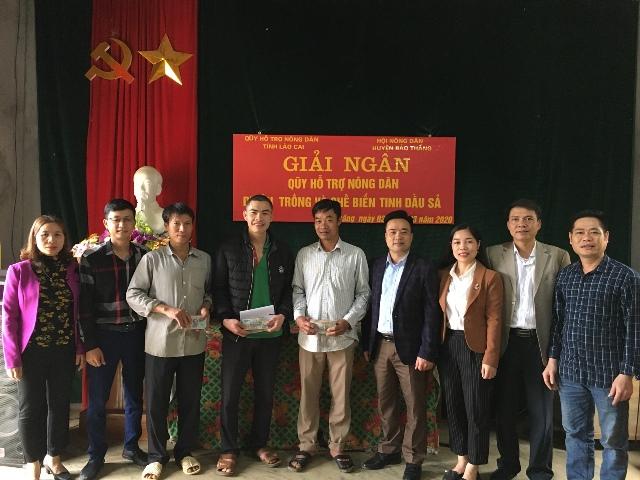 Huyện Bảo Thắng (Lào Cai): Trên 3.500 hộ nông dân đạt danh hiệu nông dân sản xuất, kinh doanh giỏi các cấp