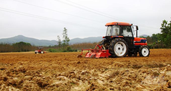 Thái Nguyên cơ giới hóa nông nghiệp nhiều nơi đạt 80%