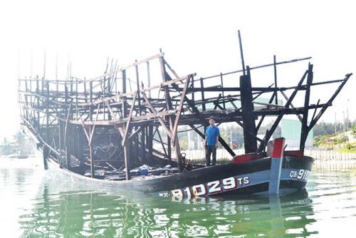 Chưa được hỗ trợ mua bảo hiểm tàu: Ngư dân ra khơi trong nỗi lo âu