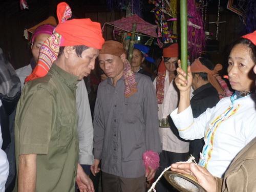 Lễ Xăng Khan là di sản văn hóa phi vật thể Quốc gia