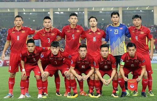 BXH FIFA tháng 3.2018: ĐT Việt Nam trước ngưỡng cửa lịch sử