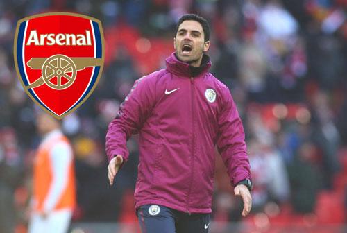 Chốt thời điểm Mikel Arteta dẫn dắt Arsenal thay Wenger