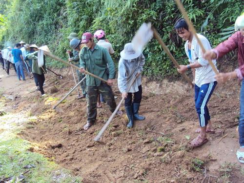 Quảng Ngãi: Gương nông dân điển hình trong học tập và làm theo Bác