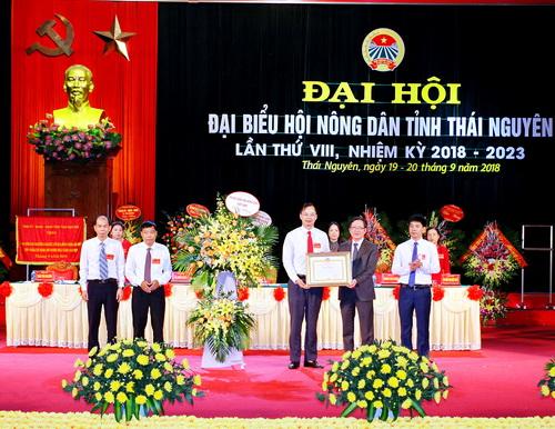 Đại hội đại biểu Hội ND tỉnh Thái Nguyên lần thứ VIII, nhiệm kỳ 2018- 2023: Tiếp tục đẩy mạnh, nâng cao chất lượng hoạt động