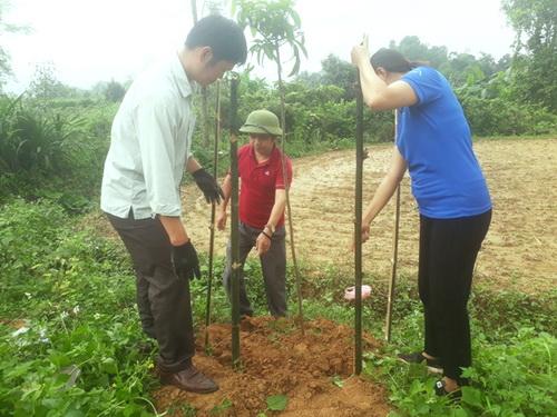 Hội Nông dân Hà Tĩnh: Hỗ trợ xã Sơn Lĩnh xây dựng nông thôn mới