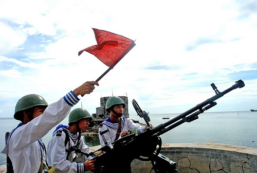 Tự hào Quân chủng Hải quân: Âm vang 55 năm chiến thắng trận đầu