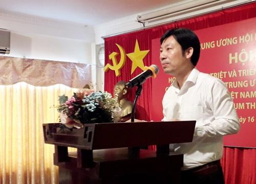 Phó Chủ tịch T.Ư Hội NDVN: Nỗ lực xây dựng 3 quyết sách để Hội vững mạnh