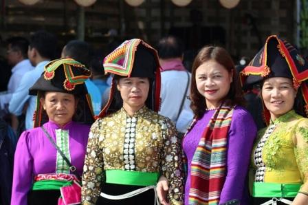 Tôn vinh tinh hoa văn hóa các dân tộc Việt Nam