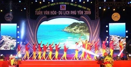 Tổ chức Tuần Văn hóa - Du lịch Phú Yên 2020