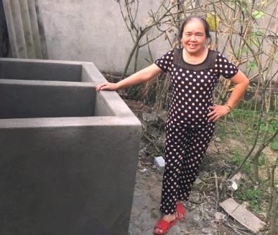Thị trấn Đức Thọ (Hà Tĩnh): Xây dựng mô hình điểm thu gom, phân loại, xử lý rác thải