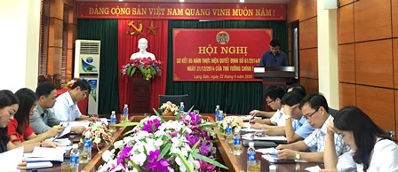 Hội ND Lạng Sơn: Sơ kết 5 năm thực hiện Quyết định 81 của Thủ tướng Chính phủ