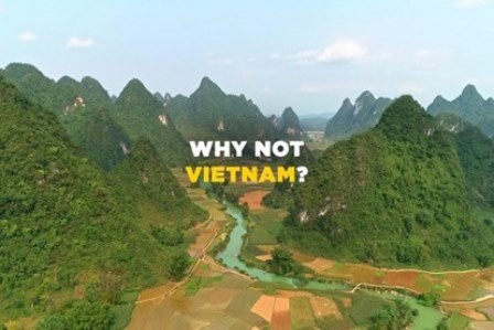 Lan tỏa chiến dịch Việt Nam an toàn tới bạn bè quốc tế