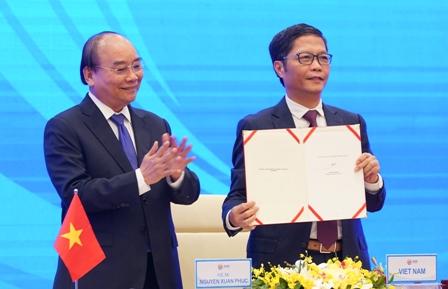 Image - Hiệp định Đối tác toàn diện khu vực chính thức được ký