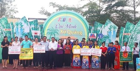 Thị xã Điện Bàn (Quảng Nam): Tổ chức Gameshow Quê mình xứ Quảng số thứ 5/2020