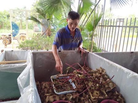 Bình Phước: Một ông nông dân thu tiền sạch đều như vắt chanh nhờ nuôi con ăn bẩn, chết sớm