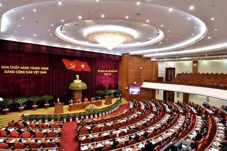 Image - Lan tỏa kết quả tốt đẹp của Hội nghị Trung ương 15 để Đại hội Đảng thành công rực