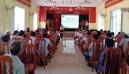 Hội ND thị xã Đức Phổ (Quảng Ngãi): Tập trung nguồn lực hỗ trợ hội viên, nông dân