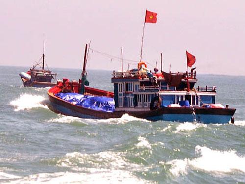 Bồi thường bảo hiểm cho tàu cá ngư dân theo Nghị định 67