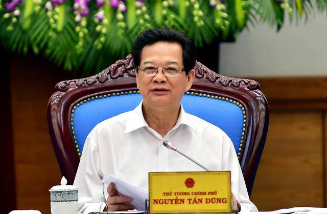 Chính phủ thảo luận, xem xét 9 dự án luật, pháp lệnh