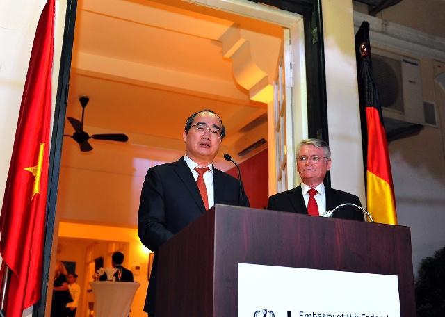 Việt Nam và Đức chia sẻ nhiều quan điểm và lợi ích chung quan trọng