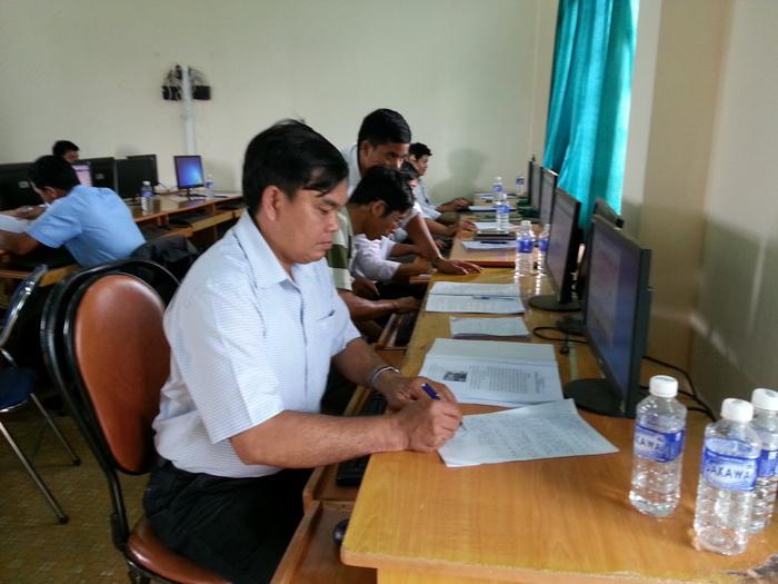 Đắk Lắk:Tập huấn kiến thức về công nghệ thông tin cho 60 cán bộ Hội Nông dân xã