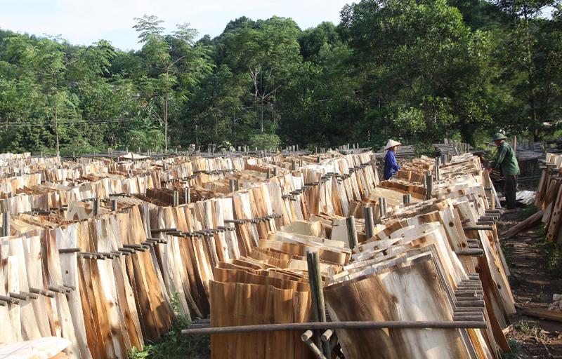 Phát triển bền vững các làng nghề