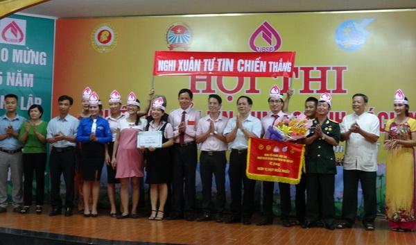 Ngân hàng CSXH – Hội ND tỉnh Hà Tĩnh: Phối hợp tổ chức Hội thi nghiệp vụ giỏi tín dụng