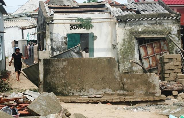 Hà Tĩnh xin hỗ trợ 3.000 tấn gạo cứu đói người dân vùng bị thiệt hại do bão