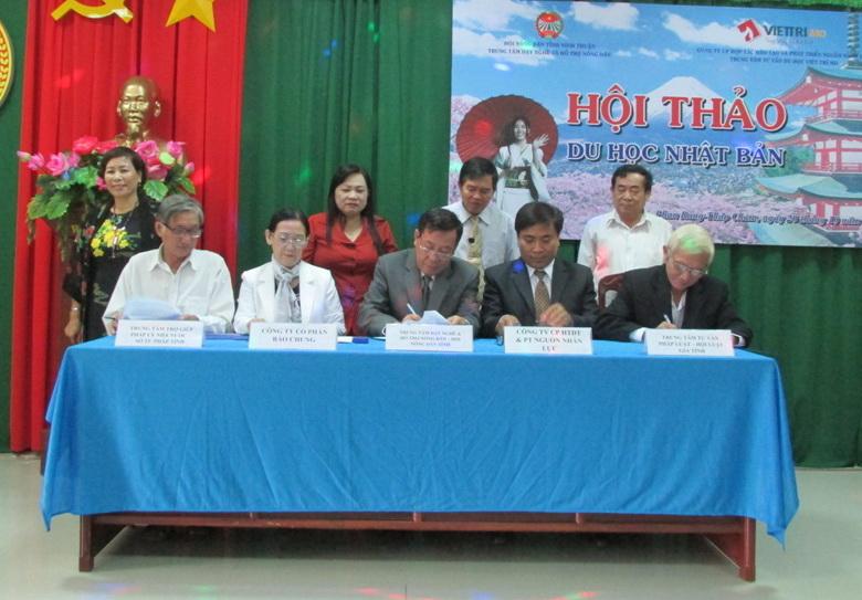 Ninh Thuận: Hội ND phối hợp tìm cơ hội du học Nhật Bản cho con em hội viên, nông dân
