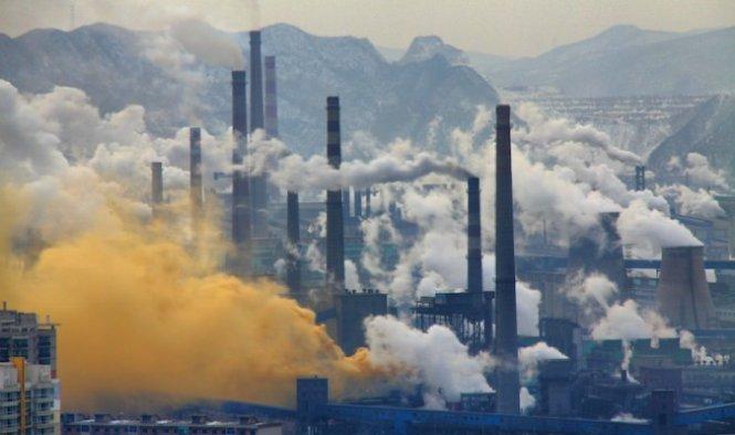 Hiểm họa từ ô nhiễm không khí đối với sức khỏe con người