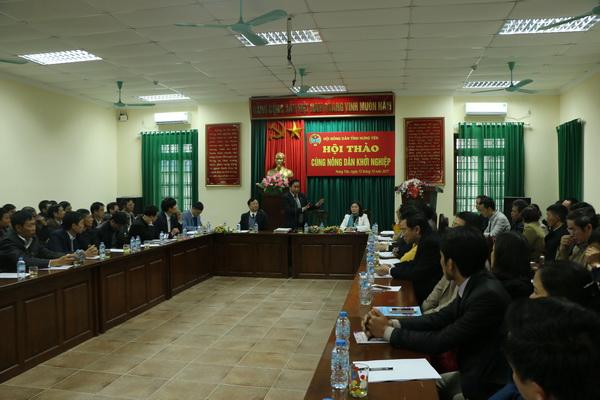 Hội ND Hưng Yên cùng nông dân khởi nghiệp