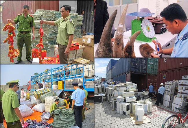 Ngăn chặn kịp thời hành vi buôn lậu, gian lận thương mại dịp Tết