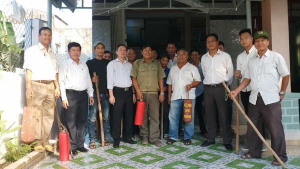 Hội ND Tp. Đà Nẵng: Tích cực tham gia phòng, chống tội phạm