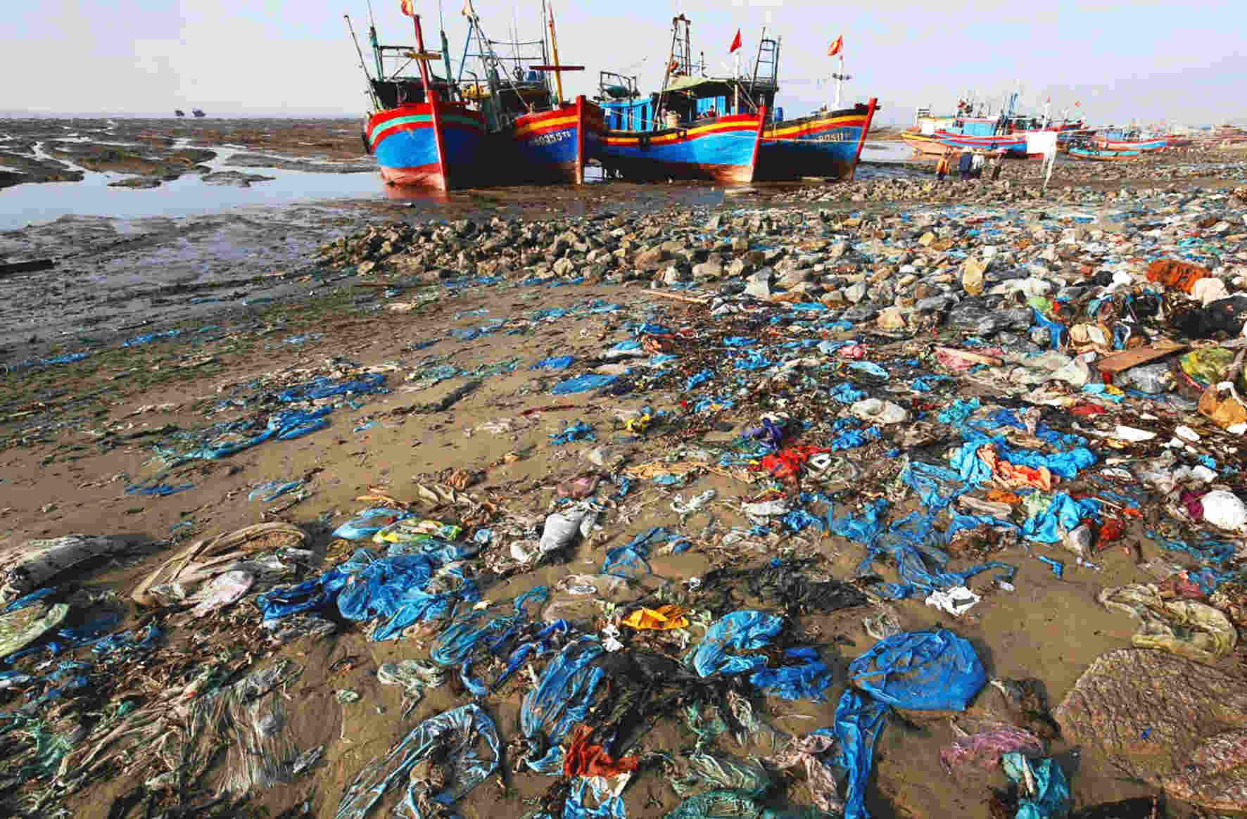 Sốc: Việt Nam đứng top 5 châu Á, thứ 17 thế giới về ô nhiễm rác nhựa
