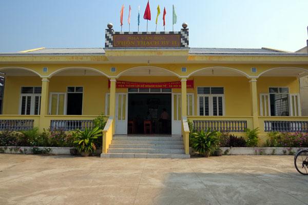 Xây dựng NTM ở Thạch By 2 (Quảng Ngãi):Dân đồng thuận là xong